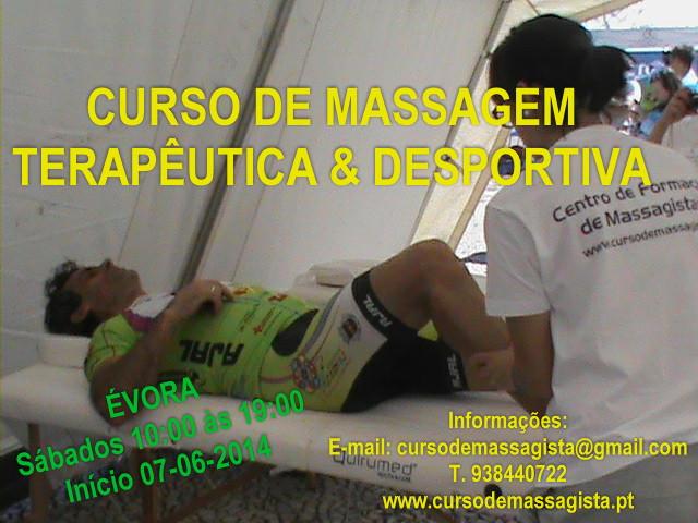 Curso Massagem T&D
