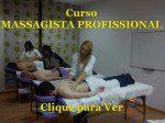 Curso Massagista Profissional