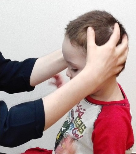 """Workshop """"Massagem em Crianças"""""""